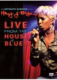 Blige, Mary J. - An Intimate Evening with Mary J. Blige - Live from the House of Blues - DVD