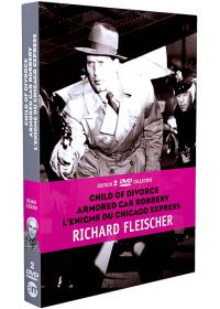 Richard Fleischer : 3 grands films noirs (Édition Collector) - DVD
