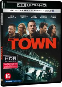 The Town (4K Ultra HD + Blu-ray + Digital UltraViolet) - Blu-ray 4K