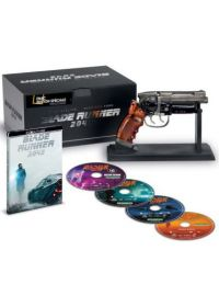 Blade Runner 2049 (Exclusivité FNAC - Coffret Édition SteelBook 4K Ultra HD + Blu-ray 3D + Blu-ray + Blu-ray bonus + Digital UltraViolet + Blaster) - 4K UHD