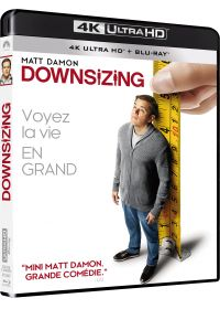 Downsizing (4K Ultra HD + Blu-ray) - 4K UHD