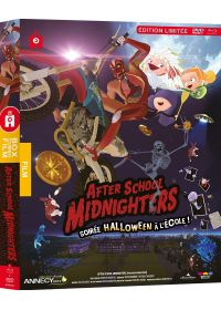 After School Midnighters (Combo Blu-ray + DVD - Édition Limitée) - Blu-ray
