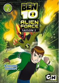 Ben 10 Alien Force - Saison 2 - Volume 2 - DVD
