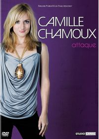 Chamoux, Camille - Camille Chamoux attaque - DVD