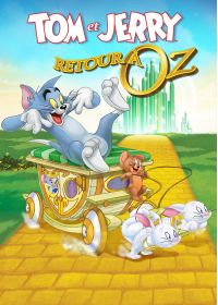 Tom et Jerry : De retour à Oz - DVD