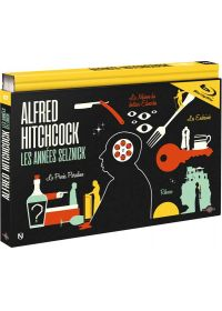 Alfred Hitchcock - Les Années Selznick (Édition Coffret Ultra Collector - Blu-ray + Livre) - Blu-ray