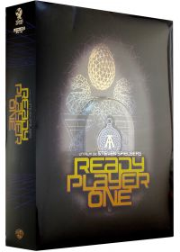 Ready Player One (Édition Titans of Cult - SteelBook 4K Ultra HD + Blu-ray + goodies) - 4K UHD