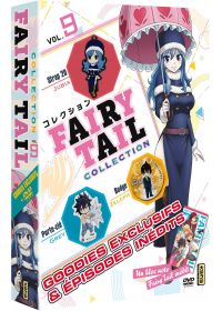 Fairy Tail Collection - Vol. 9 - DVD