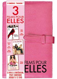 3 films pour elles : 3 comédies fashion - Notebook 3 DVD (Pack) - DVD