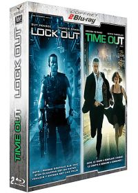 Lock Out + Time Out (Pack) - Blu-ray