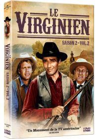 Le Virginien - Saison 2 - Volume 2 - DVD