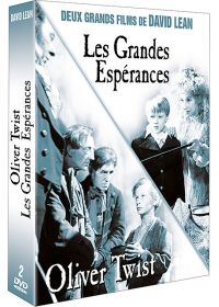 David Lean - Coffret - Les grandes espérances + Oliver Twist (Pack) - DVD