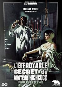 L'Effroyable secret du docteur Hichcock - DVD