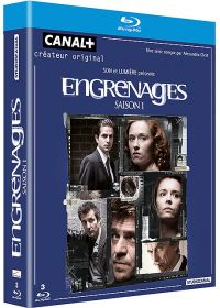 Engrenages - Saison 1 - Blu-ray