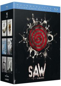 Saw : L'hexalogie (Director's Cut) - Blu-ray