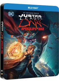 Justice League Dark : Apokolips War (Édition SteelBook) - Blu-ray