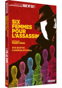 Six femmes pour l'assassin (Combo Blu-ray + DVD) - Blu-ray