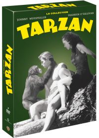 La Collection Tarzan - Johnny Weissmuller - DVD