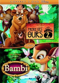 Frère des ours 2 + Bambi (Pack) - DVD