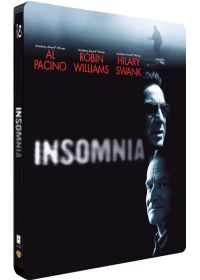 Insomnia (Édition SteelBook) - Blu-ray