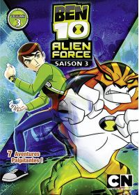 Ben 10 Alien Force - Saison 3 - Volume 3 - DVD
