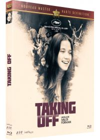 Taking Off - Blu-ray