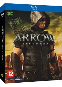 Arrow - Saison 4 (Blu-ray + Copie digitale) - Blu-ray
