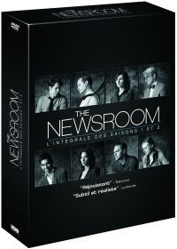 The Newsroom - Saisons 1 & 2 - DVD