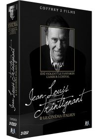 Jean-Louis Trintignant - Coffret - La vague italienne (Pack) - DVD