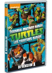 Les Tortues Ninja - Vol. 8 : Dimension X - DVD