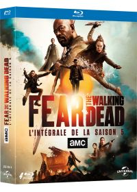 Fear the Walking Dead - Saison 5 - Blu-ray