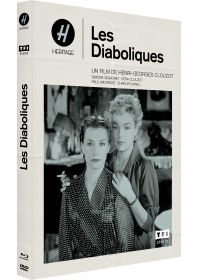Les Diaboliques (Édition Digibook Collector Blu-ray + DVD + Livret) - Blu-ray