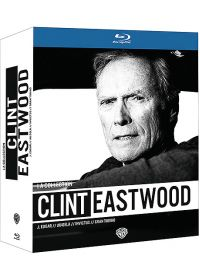 La Collection Clint Eastwood - J. Edgar + Au-delà + Invictus + Gran Torino - Blu-ray