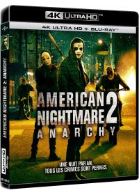 American Nightmare 2 : Anarchy (4K Ultra HD + Blu-ray + Digital) - 4K UHD