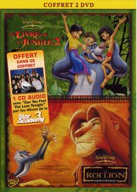 Le Livre de la jungle 2 + Le Roi Lion (Pack) - DVD