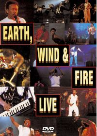 Earth, Wind & Fire - Live - DVD