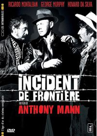 Incident de frontière - DVD