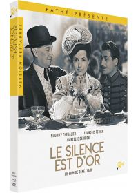 Le Silence est d'or (Combo Blu-ray + DVD) - Blu-ray
