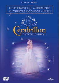 Cendrillon, le spectacle musical - DVD
