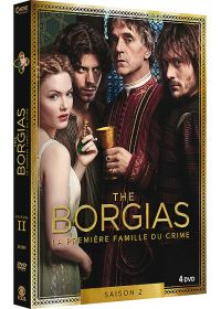 The Borgias - Saison 2 - DVD