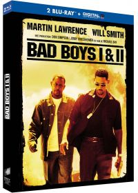 Bad Boys I & II (Blu-ray + Copie digitale) - Blu-ray