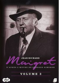 Maigret - Jean Richard - Volume 3 - DVD