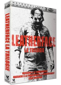 Leatherface - La Trilogie : Massacre à la tronçonneuse + Massacre à la tronçonneuse : Le commencement + Texas Chainsaw - DVD