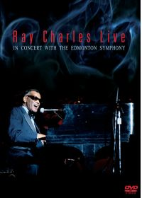 Charles, Ray - In Concert with the Edmonton Symphony - DVD