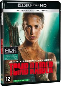Tomb Raider (4K Ultra HD + Blu-ray) - 4K UHD