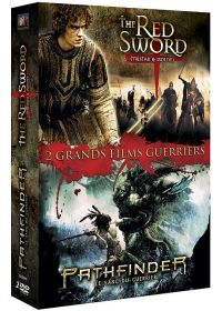 2 grands films guerriers : Pathfinder - Le sang du guerrier + The Red Sword (Pack) - DVD