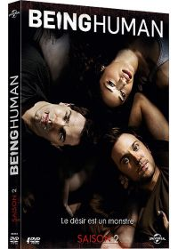 Being Human - Saison 2 - DVD