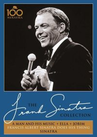 Frank Sinatra - A Man And His Music & Ella & Jobim - DVD