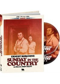 Sunday in the Country (Édition Collector Blu-ray + DVD + Livre) - Blu-ray