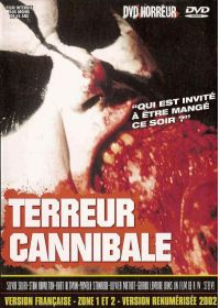 Terreur cannibale - DVD